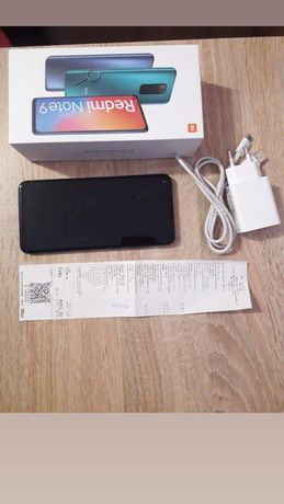 Xiaomi redmi note 9 3/64 новий