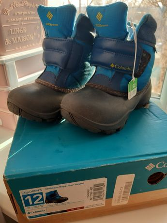 Colambia ботинки сапоги зима