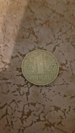 Гривна-монета 2001 года