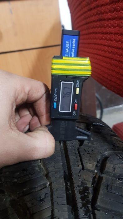 Z10 2x Uniroyal MS PLUS 77 8mm Opony zimowe 195/65 15 Masłów Pierwszy - image 1