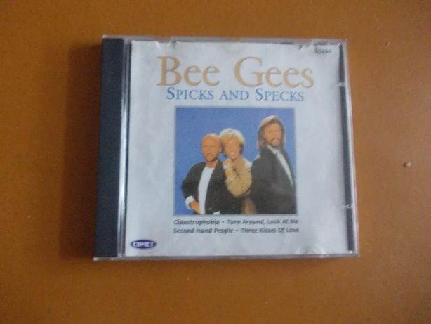 bee gees plyta