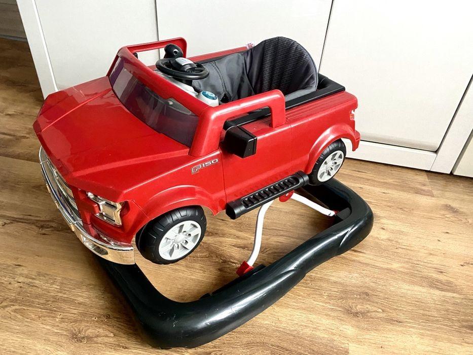 Chodzik Pchacz 3w1 Bright Stars Ford Ranger czerwony Łowicz - image 1