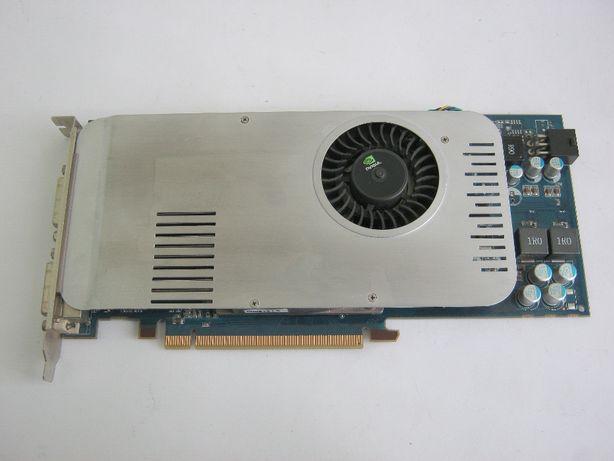 Видеокарта NVidia GeForce 9600GT 512Mb DDR3 256bit