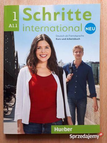 Schritte international neu 1 A1.1 + CD