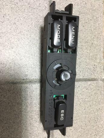 Botões controlo computador de bordo Peugeot 607