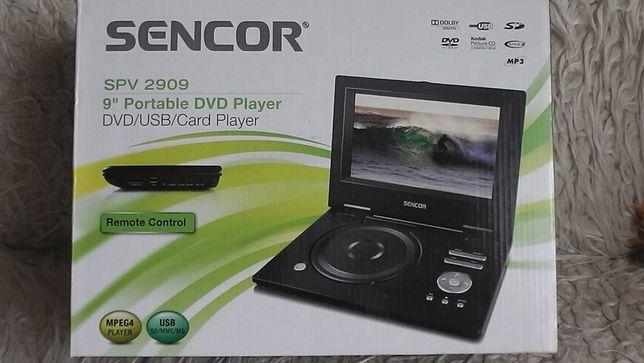 Przenosne DVD Sencor SPV 2909 DivX