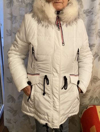 Осенняя куртка (европейская зима)