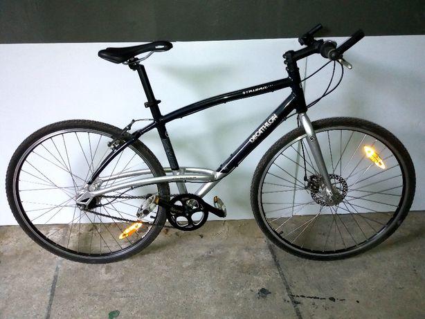 Bicicleta mudanças de cubo - Decathlon Triban Road 5