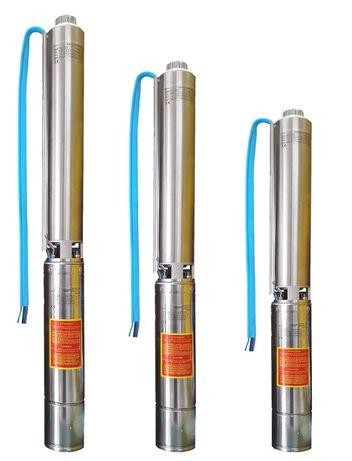 Bomba de Furo 1.5Cvs Inox Novas C/Garantia