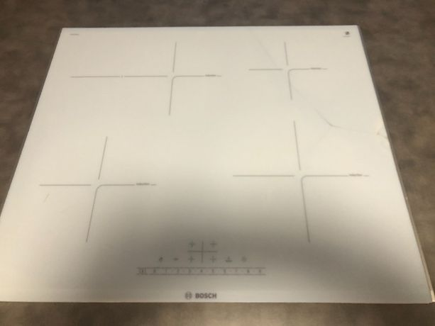 Płyta indukcyjna Bosch Serie 6 PIF672FB1E uszkodzona