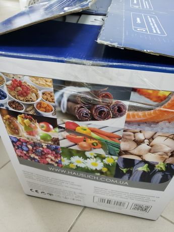 Сушилка для овощей и фруктов Hauslich DH70419