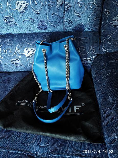 """Мини-сумка от bags.etc """"Jass funk"""". Новая."""