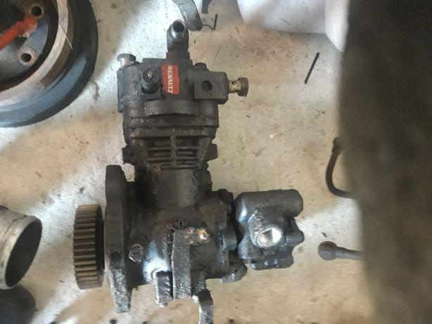 Sprężarka powietrza midlum 220dxi volvo fl fe euro5