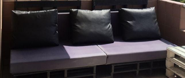 Almofadas de exterior