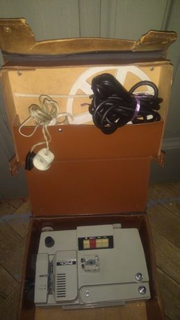 Projektor filmowy radziecki