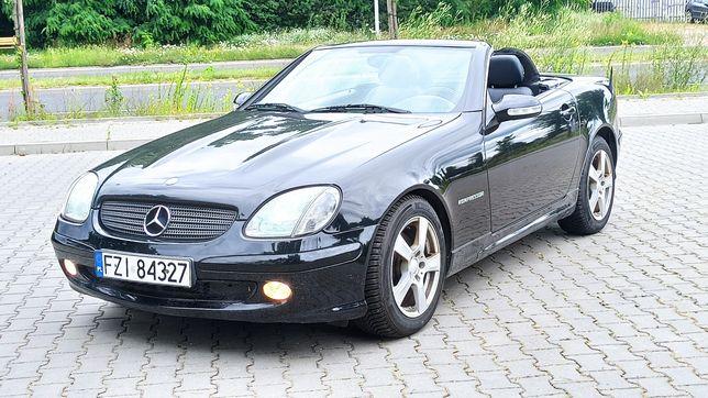 Mercedes SLK R170 2,0 kompressor kabrio hard top 2000r Zamiana