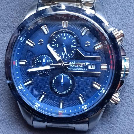 Nautec NoLimit oryginalny zegarek znanej firmy chronograf