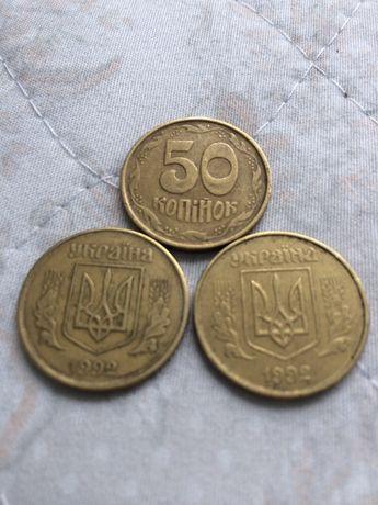 Монеты Украины продам