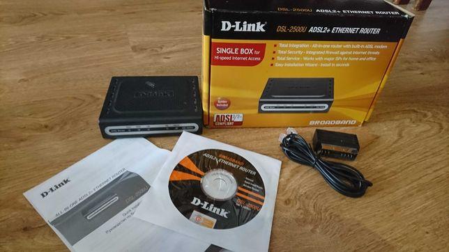 Продам модем маршрутизатор D-Link DSL-2500U