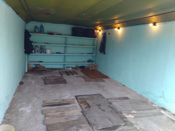 Сдам металлический гараж в АК 23 (шерстянка-астра)