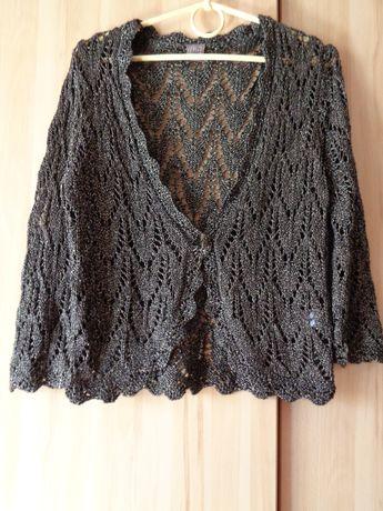 Sweter/narzutka TU rozm L/XL/14