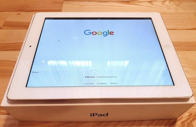 Biały Apple iPad 3 [16 GB] – stan idealny