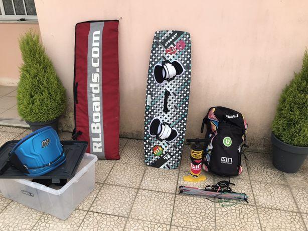 Kitesurf pack completo