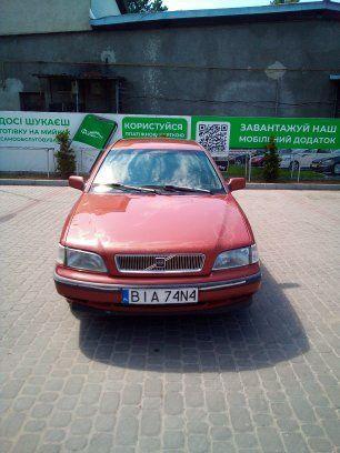 Volvo v40 1.8 газ.бензин