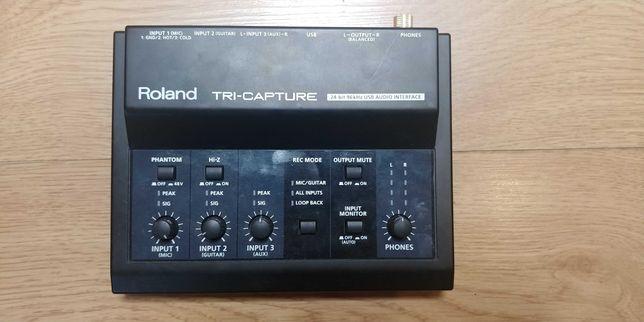 Звуковая Карта Roland Tri-Capture