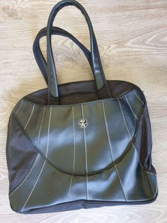 Шкіряна сумка для ноутбука CRUMPLER