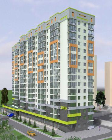 Продам квартиру в новом доме в районе улицы Грушевского