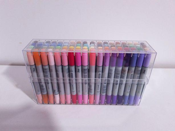 Canetas copic ciao - 72 cores (set A)