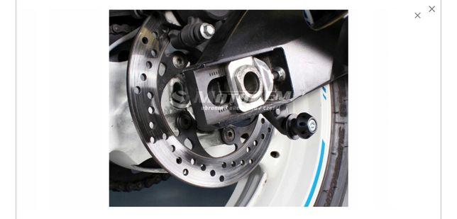 ROLKI rolka wahacza pod stojak podnosnik M8 Honda Suzuki BMW