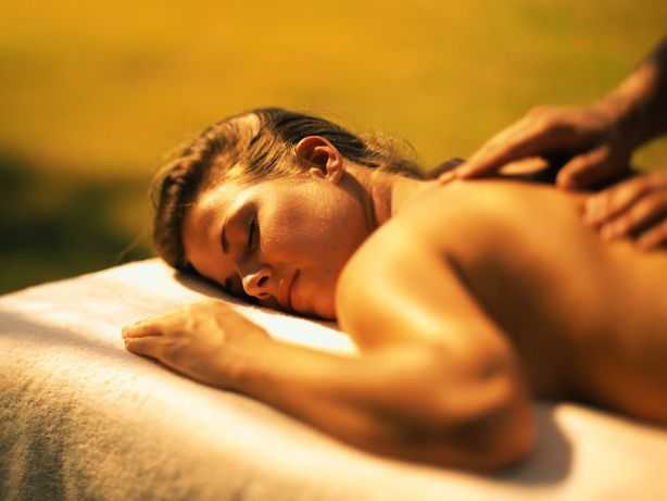 Энергетический массаж для женщин
