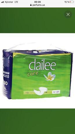 Памперсы для взрослых дышащие Dailee Саге Super Large