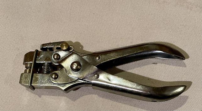 Zaciskarka oczkownica nitownica do nitów