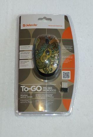 Мышь беспроводная Defender To-GO MS-565 Marocco 6 кнопок 1600dpi
