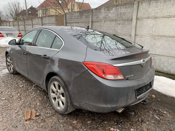 Opel Insignia Diesel trebuet remonta