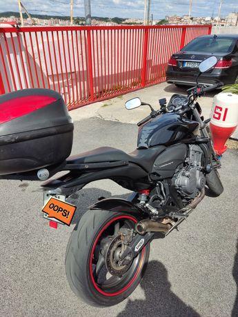 Hornet 2010 impecável + Full extras