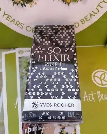 Парфюмированная Вода So Elixir Purple 50мл Yves Rocher Ив Роше