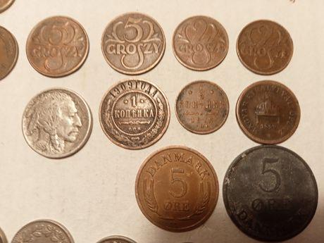 Moneta monety Polska Litwa i in. Europa 19w. do 20wiek