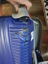 Срочный Ремонт чемоданов Харьков с доставкой
