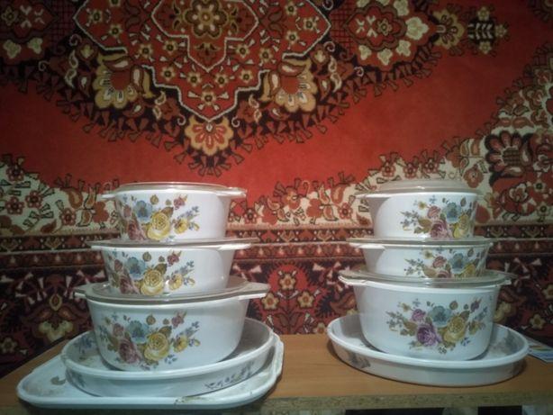 Ситалловая посуда
