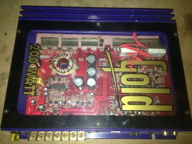 Amplificador 200w