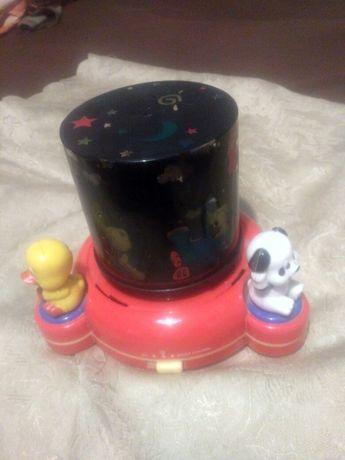 Игрушка детская музыкальная карусель