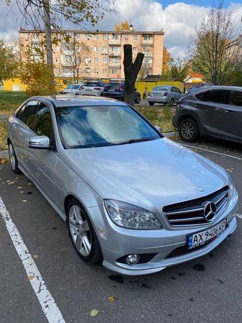 Mercedes-Benz C300 4matic W204