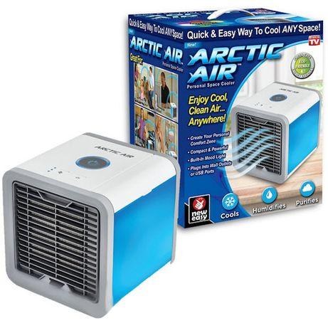 Скидка -50% Портативный мини кондиционер Arctic Air вентилятор