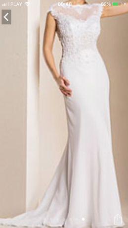 Suknia ślubna - wysylka GRATIS