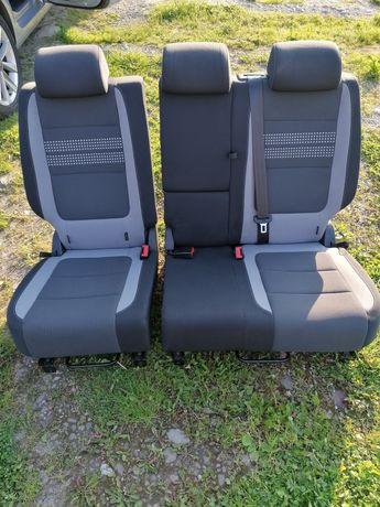 Fotele VW Golf Plus