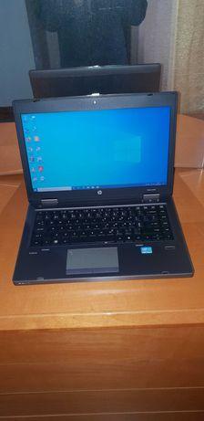 Portátil hp probook 6460b win10 intel core i5 ssd com garantia